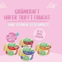 Vegane Joghurt-Alternative von Bauer gratis ausprobieren