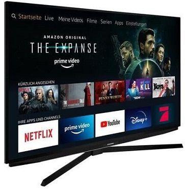 GRUNDIG 55 GUB 7040 FIRE TV EDITION LED TV mit 55/139cm für 397€ (statt 439€)