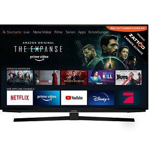 GRUNDIG 55 GUB 7040 FIRE TV EDITION LED-TV mit 55″/139cm für 389€ (statt 439€)