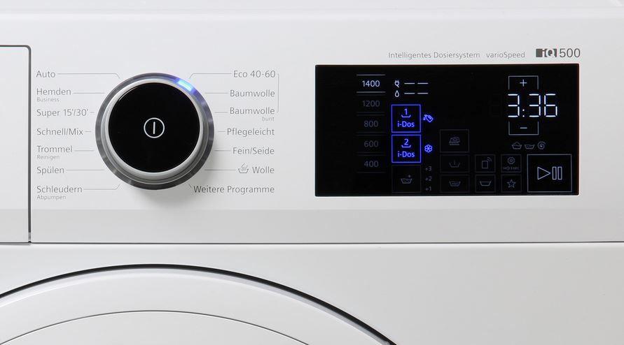 Siemens WM14UPA0 Waschmaschine 9kg für 599€ (statt 659€)