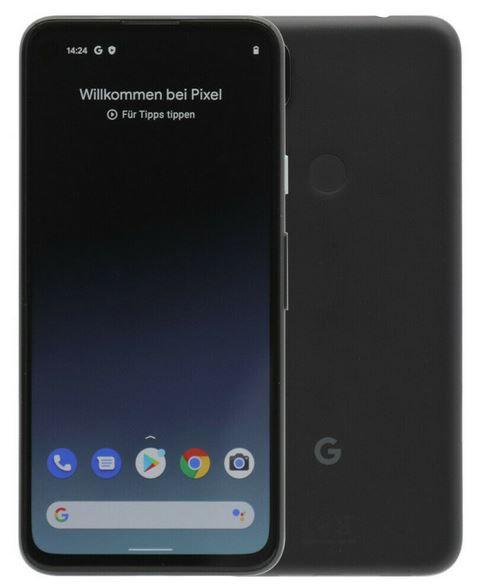 Google Pixel 4a Smartphone 128GB für 319,90 (statt 349€)