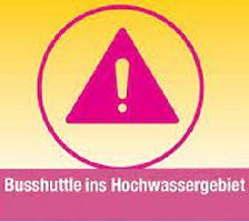 Gratis: Busshuttle zwischen Koblenz und Bad Neuenahr-Ahrweiler für Helfer