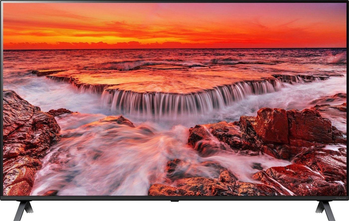 LG 65NANO806NA   65 Zoll UHD NanoCell Fernseher für 699€ (statt 869€)