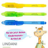 Linda-Apotheken: LINDANI UV Geheimstift GRATIS