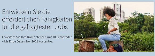 LinkedIn: Learning Kurse für die 10 gefragtesten Jobs kostenlos