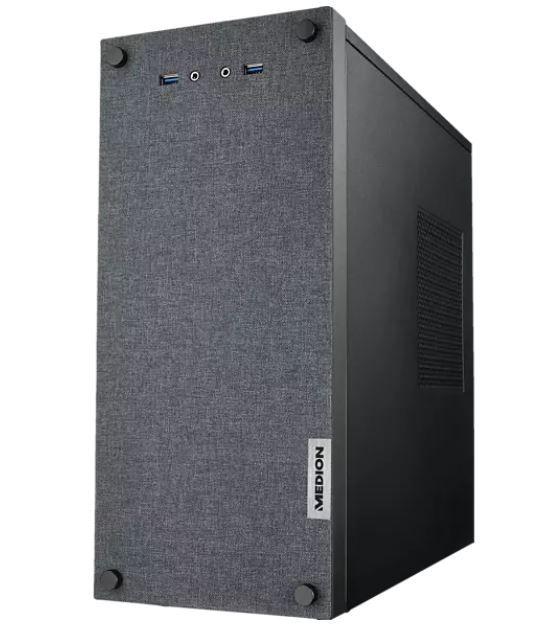 Saturn & Media Markt Summer Sale: z.B. MEDION AKOYA E32011 Desktop PC mit Ryzen 5 Radeon für 489€ (statt 570€)