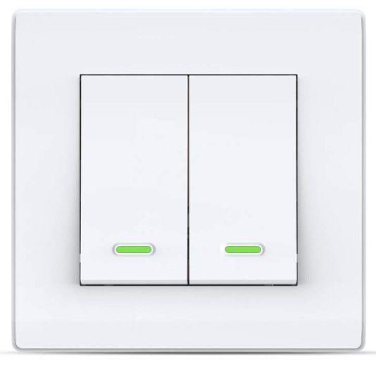 KKCOOL Smart Switch   mit Alexa und Google kompatibler Lichtschalter für 9,99€ (statt 20€)   Prime
