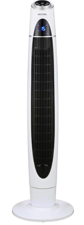 Echos Turmventilator mit Fernbedienung und 60 Watt für 44,99€ (statt 54€)