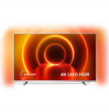 Philips 70PUS8105/12 – 70 Zoll UHD Fernseher mit 3-seitigem Ambilight für 599€ (statt 799€) – Retourengeräte