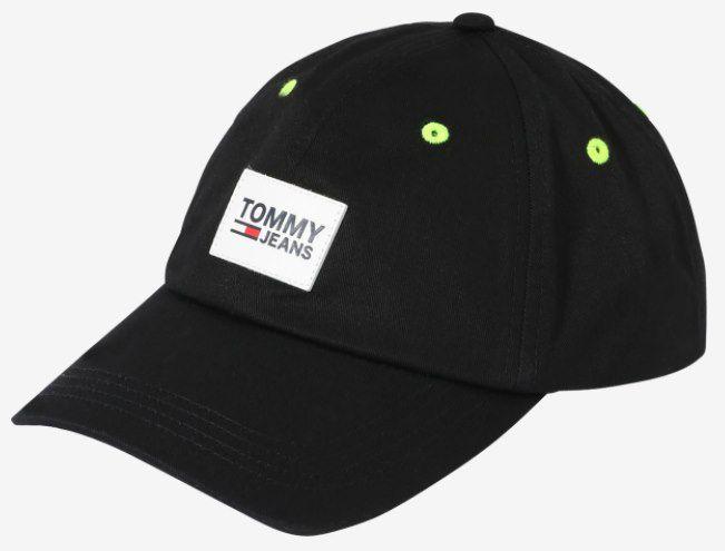 Tommy Jeans Urban Cap in Schwarz für 11,90€ (statt 18€)