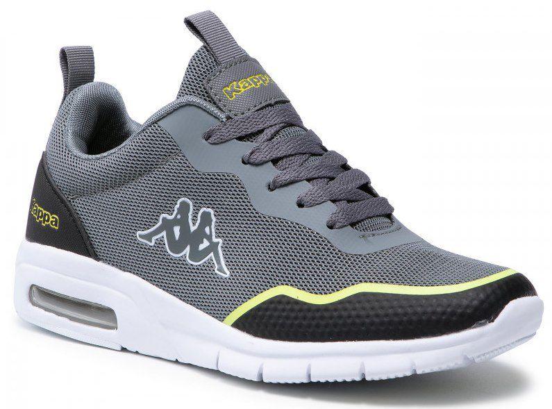 Kappa Canberra Unisex Sneaker für 24,80€ (statt 31€)