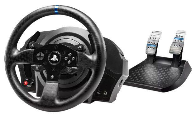 THRUSTMASTER T300 RS Lenkrad inkl. 2 Pedalset für 233,09€ (statt 274€)