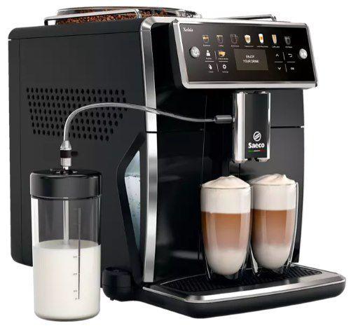 Saeco SM 7580/00 Xelsis Kaffeevollautomat + Philips HR 3655/00 Hochleistungsmixer für 789€ (statt 898€)