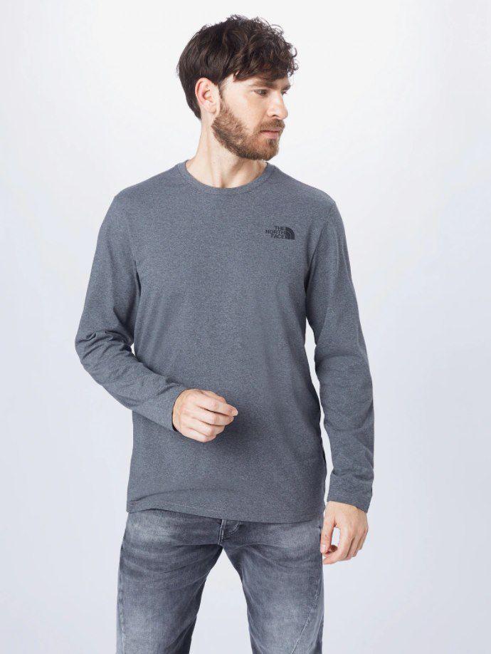 The North Face Shirt Easy in grau für 22,90€ (statt 30€)
