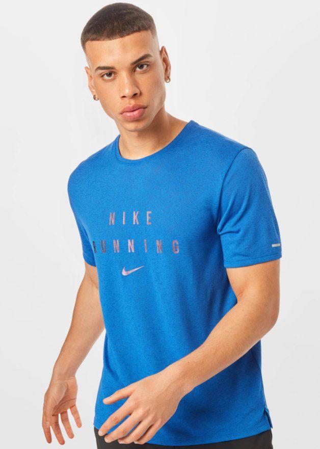 Nike Herren Sportshirt in Lila oder Royalblau für 16,73€ (statt 28€)