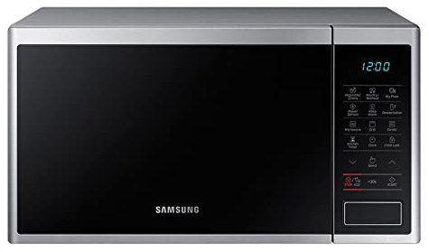 Samsung MG23J5133AT/EG Mikrowelle (Grill, 800 Watt) für 111€ (statt 151€)