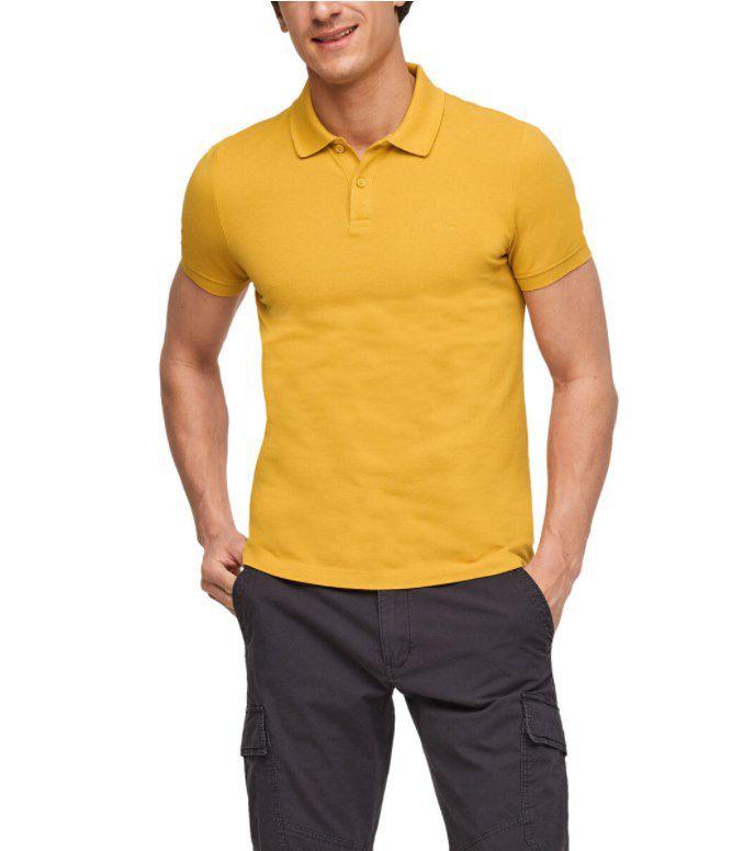 3er Pack S.Oliver Poloshirt in diversen Farben für 39,52€ (statt 48€)