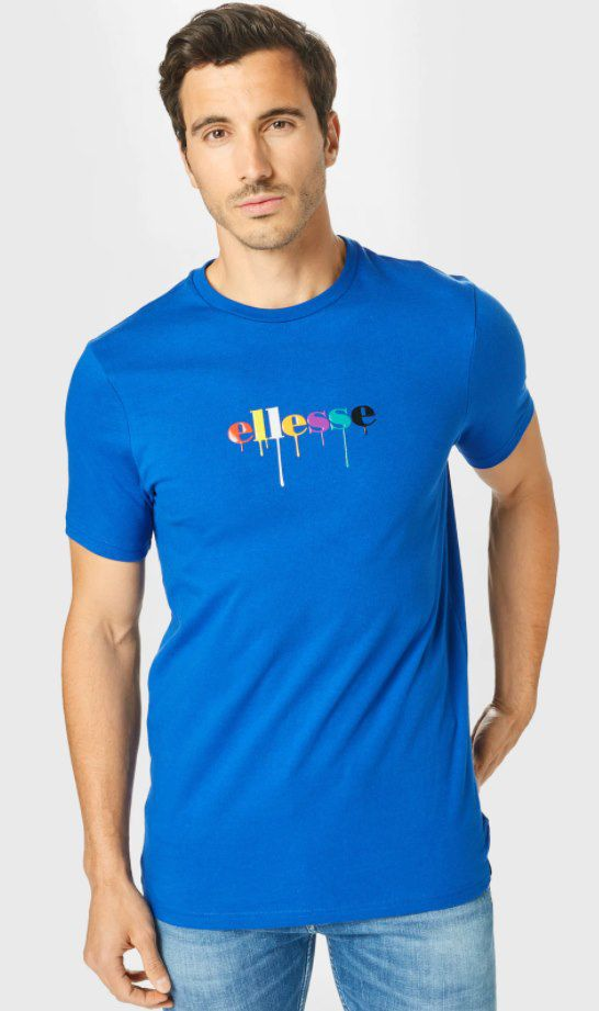 Ellesse Giorvoa T Shirt in blau für 18,68€ (statt 29€)