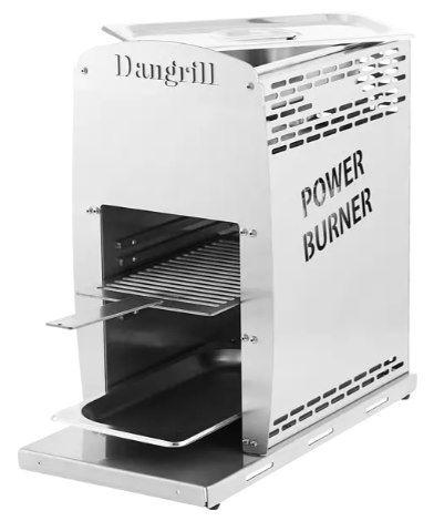 DANGRILL 88170 Power Burner Gasgrill mit 4200 Watt für 92,65€ (statt 123€)