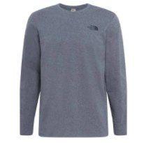 "The North Face Shirt ""Easy"" in grau für 22,90€ (statt 30€)"