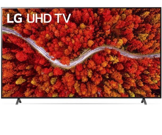LG 65UP80009LA – 65Zoll UHD TV mit LG ThinQ  für 691,99€ (statt 770€)