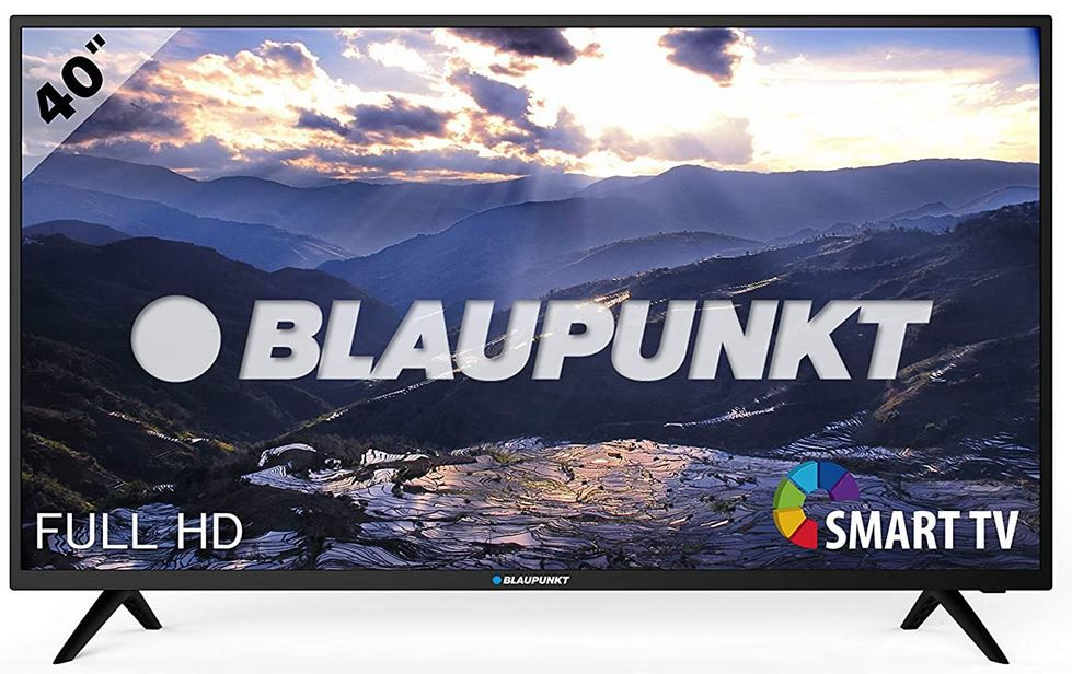 BLAUPUNKT BS40F2012NEB   40Zoll FHD Android Smart TV für 199€