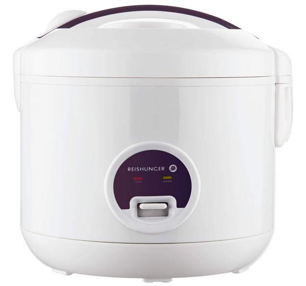 Reishunger Dampf Reiskocher für 31,31€ (statt 40€)