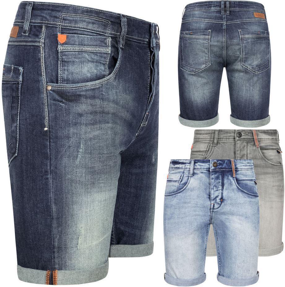 Sublevel Short OM179   Herren Jeansshorts für je 29,90€ (statt 36€)