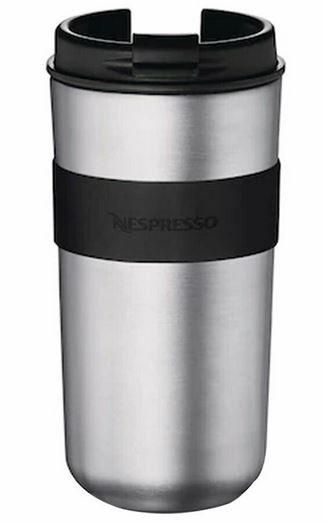 Delonghi ENV120.GY VertuoNext Basic Nespressoautomat + Travel Mug 400ml für 53,99€ (statt 65€)