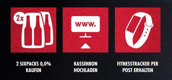 Warsteiner Alkoholfrei 0,0% kaufen   Fitnesstracker gratis erhalten