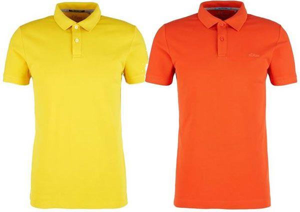 s.Oliver Poloshirt aus Baumwollpiqué in 3 Farben für je 7,83€ (statt 20€)