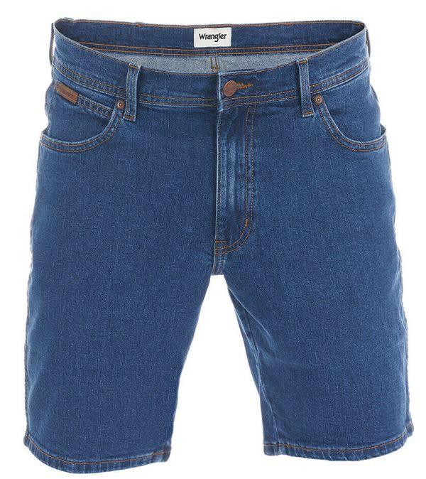 Top! Wrangler Texas Herren Jeans Shorts Regular Fit für je 29,95€ (statt 50€)