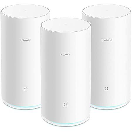 3er Pack: Huawei WLAN Mesh Router für 155,90€ (statt 229€)