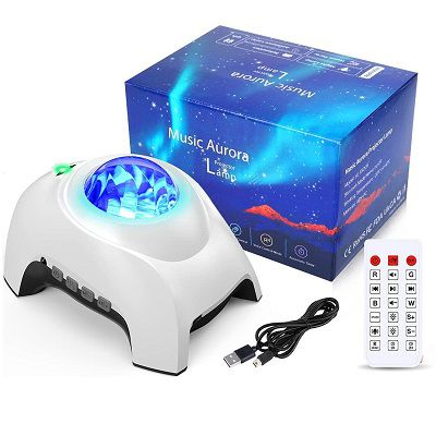 Aurora LED Projektor Sternenhimmel für 18,99€ (statt 40€)