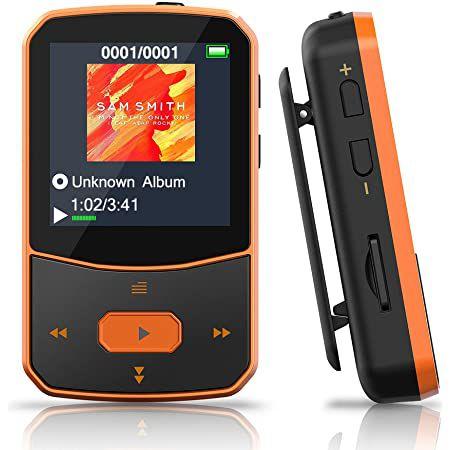 8GB Mini BT5.0 MP3 Player mit FM Funktion für 14,99€ (statt 30€)