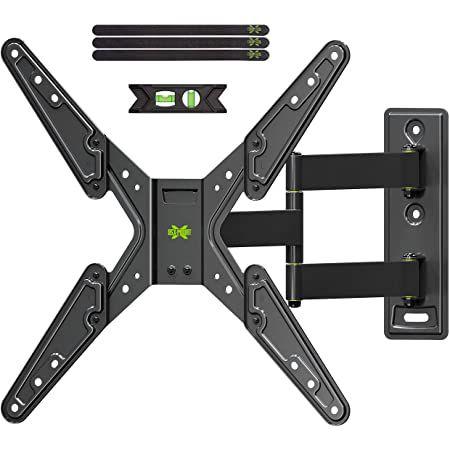 USX MOUNT – TV & Monitorwandhalterung für 26 bis 55 Zoll & 40kg für 11,74€ (statt 26€) – Prime
