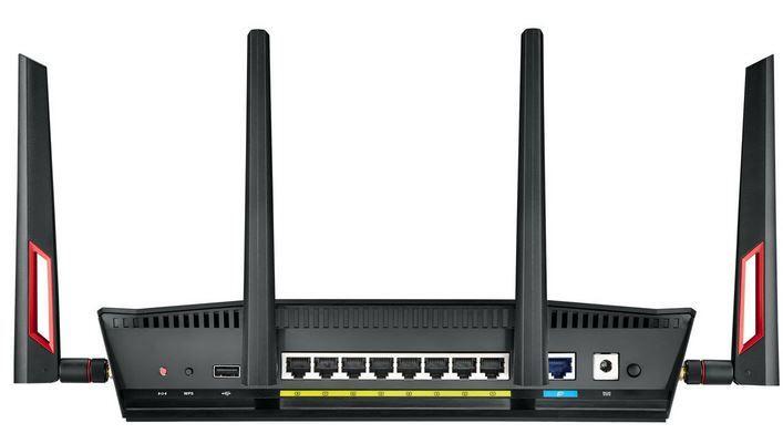 ASUS RT AC88U WLAN Gaming Router für 156,60€ (statt 209€)