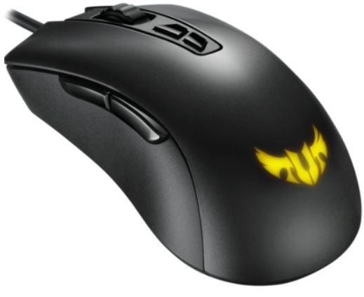 ASUS TUF M3 RGB Gaming Maus 7.000dpi für 9,90€ (statt 23€)