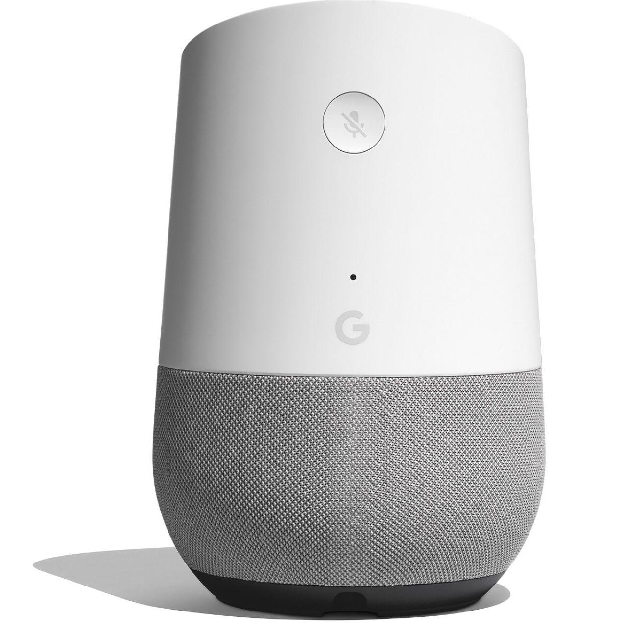 Google Home Smart Lautsprecher mit Speaker Far Field Spracherkennung für 49,90€ (statt 60€)