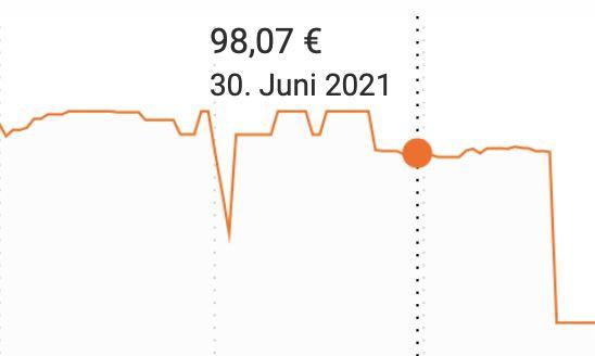 Emporio Armani AR11175 Herren Analog Quarz Uhr mit Leder Armband für 78,93€ (statt 98€)
