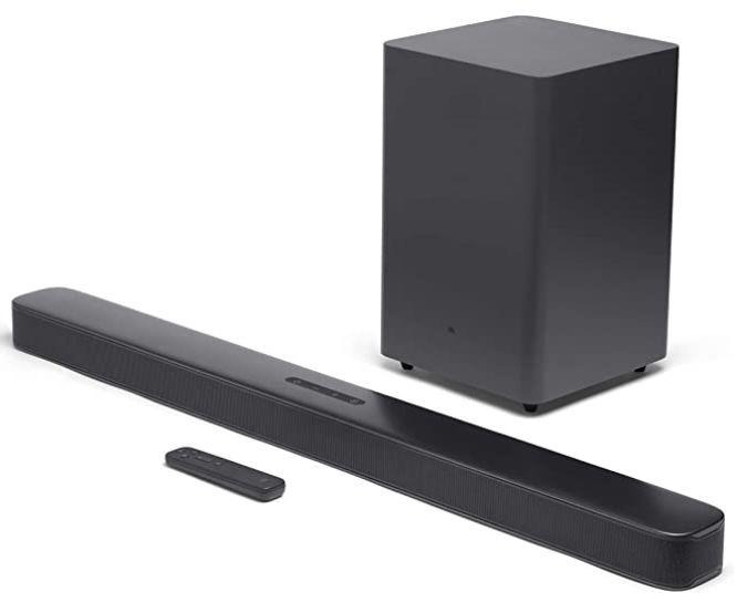 JBL Bar 2.1 Deep Bass Soundbar mit Subwoofer für 184,99€ (statt 229€)