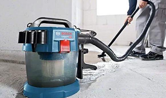 Bosch Professional 18V System Akku Nass /Trockensauger GAS 18V 10 L (ohne Akku) für 92,66€ (statt 110€)