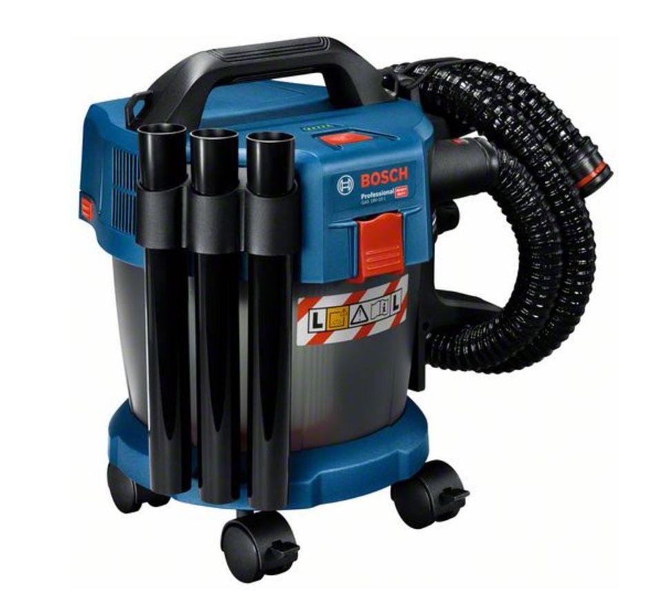 Bosch Professional 18V System Akku Nass-/Trockensauger GAS 18V-10 L (ohne Akku) für 90,40€ (statt 117€)