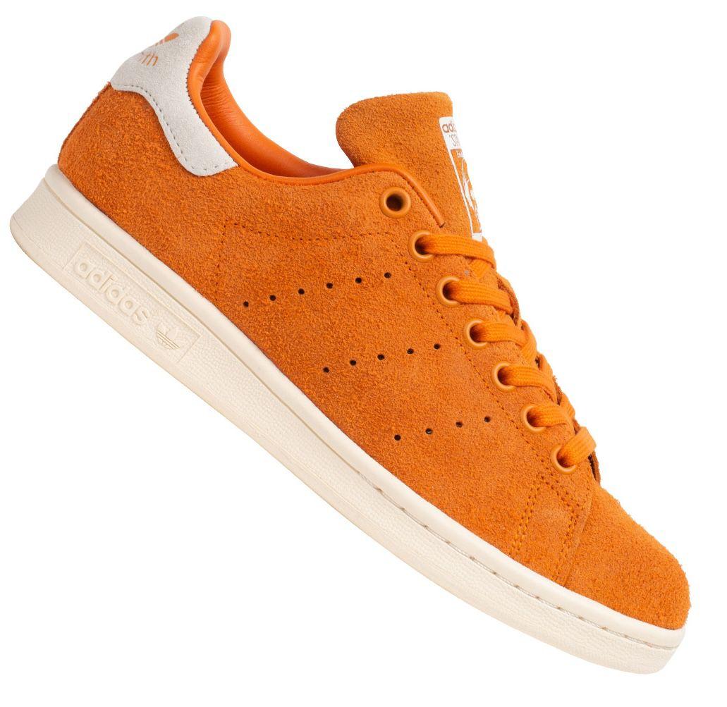 adidas Originals Stan Smith (Unisex?) Leder Sneaker in Orange für 43,94€(statt 55€)