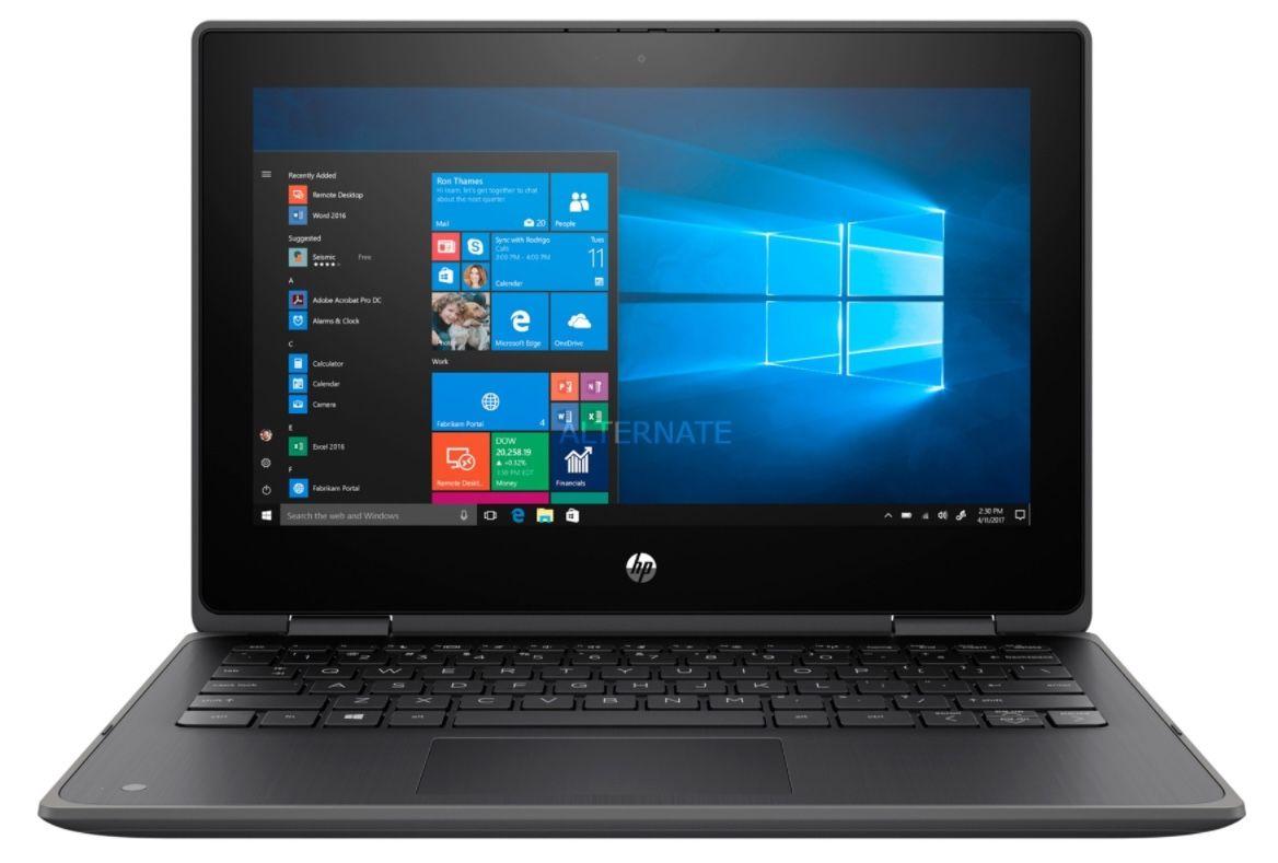 HP ProBook x360 11 G5 (9VY02ES)   11,6 Zoll Convertible mit 128GB SSD für 269€ (statt 339€)