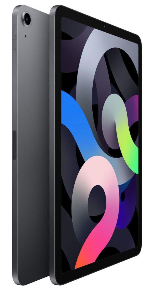 Apple iPad Air (2020) 256GB WiFi in Spacegrau für 649€(statt 699€)