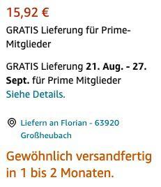 16er Pack ültje Kessel Nüsse Paprika (je 150g Dose) für 15,92€ (statt 30€)   Prime