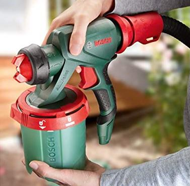Bosch PFS 5000 E elektrisches Farbsprühsystem AllPaint für 97,88€ (statt 133€)