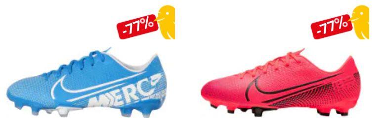 Nike JR Vapor 13 Academy FG/MG Kinder Fußballschuhe für 16,54€(statt 39€)