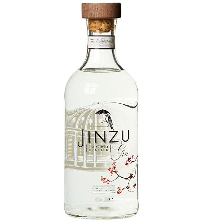 0,7 Liter Jinzu Gin (41,3% Vol.) für 26,99€ (statt 35€) – Prime Sparabo